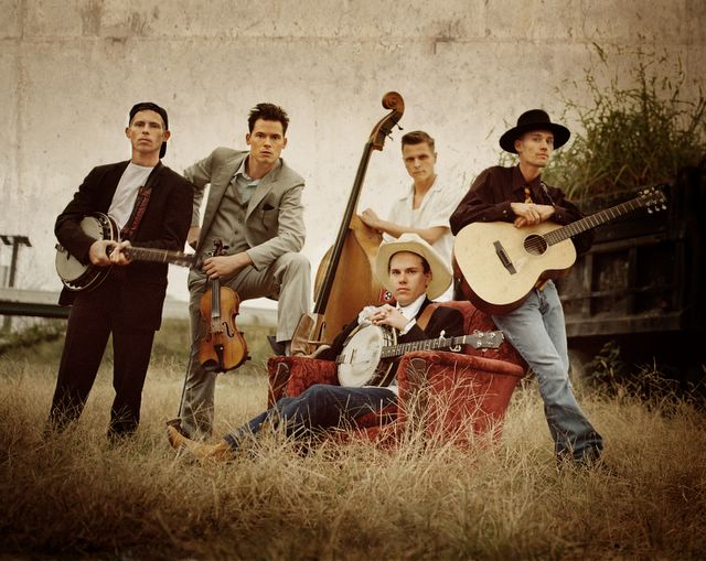 OLD CROW MEDICINE SHOW  COMING TO TUSCALOOSA