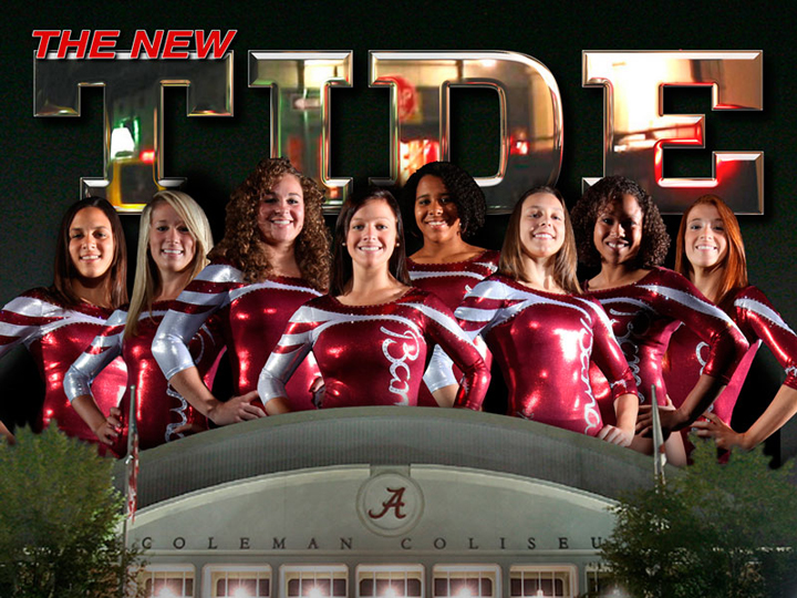 2011 Alabama Gymnastics season starts Friday, January 7th at 7:30 p.m.<br> Listen to live coverage on 90.7 FM or online