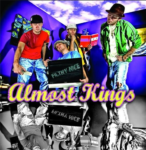 Live Interview with Almost Kings Thursday