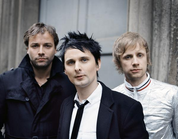 Arcade Fire Falls to #3, Muse #1