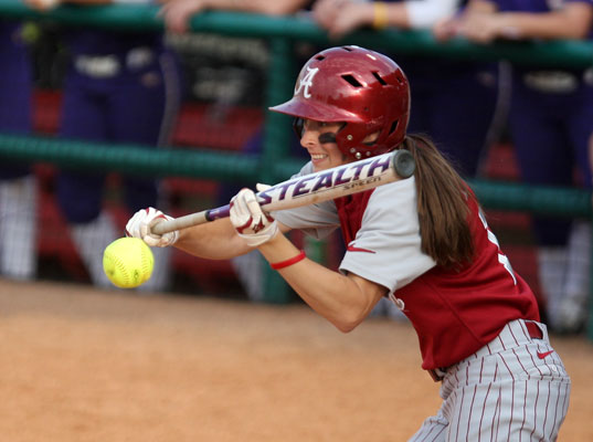 Alabama Leads SEC with Four Selected to All-Conference Softball Team