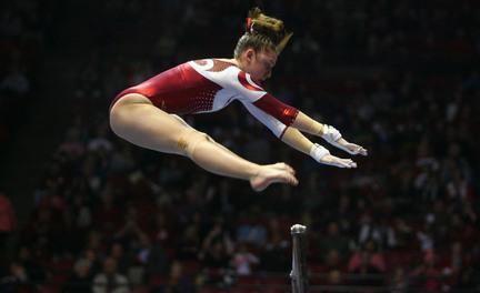 Gymnastics at Florida Friday