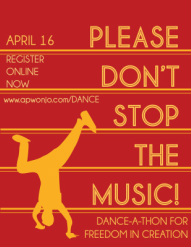 Please Don't Stop the Music! Dance Event