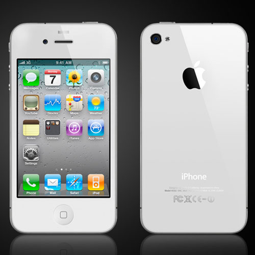 Apple finally delivering White iPhone 4