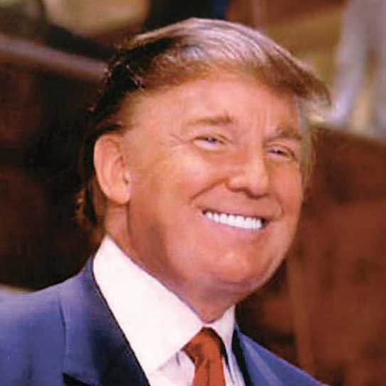 Donald Trump Presidential Candidate?