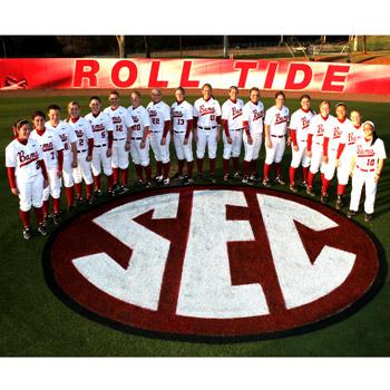 Softball Wins 2011 SEC Regular Season Title Again