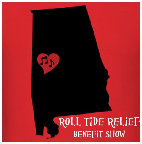 Roll Tide Relief Benefit Concert