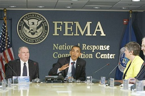 Important FEMA Information