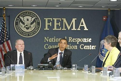 Important FEMA Information