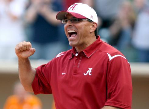 Patrick Murphy Returns as Alabama Softball Head Coach