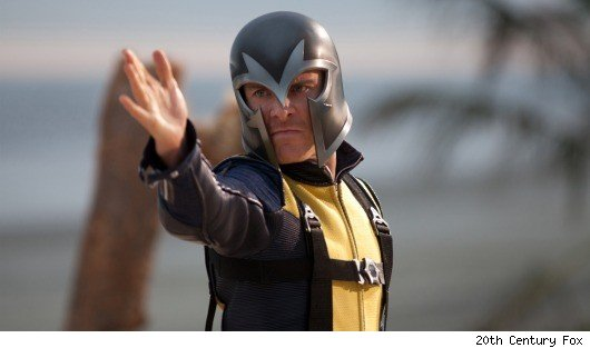 'X-Men: First Class' Finishes First At Box Office