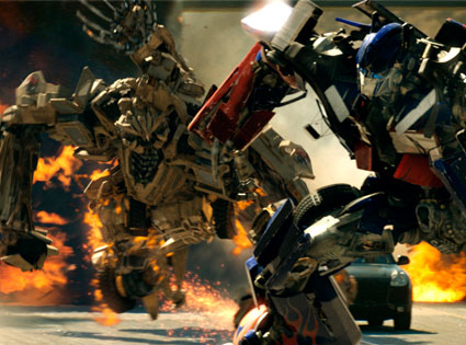 'Transformers 3' Grosses $37.3M at Wednesday Box Office