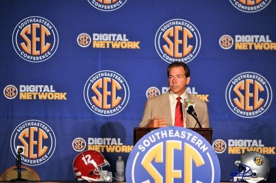 SEC Media Days Day 3 Recap