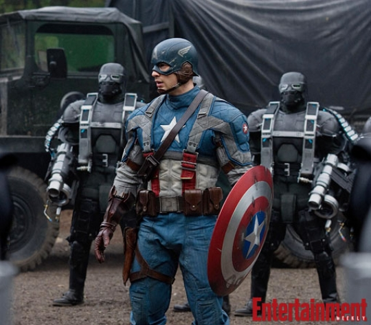 'Captain America' Scores Solid $4M in Midnight Shows