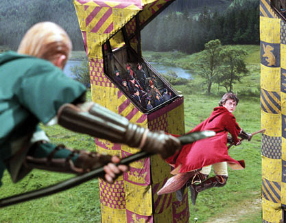 Henry Ford marks Harry Potter finale with Quidditch tourney