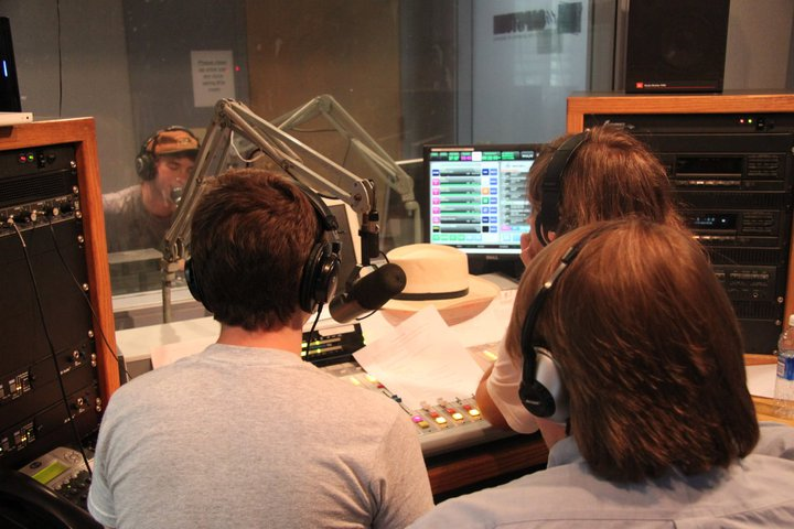 How to become a DJ at 90.7 The Capstone!