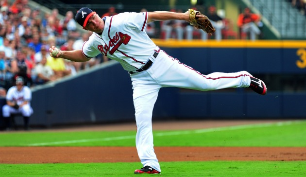Chipper Jones to Return with Braves in 2012