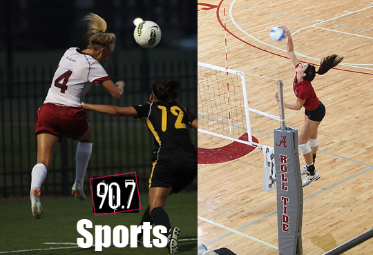 Tap In to Volleyball & Soccer Coverage This Weekend