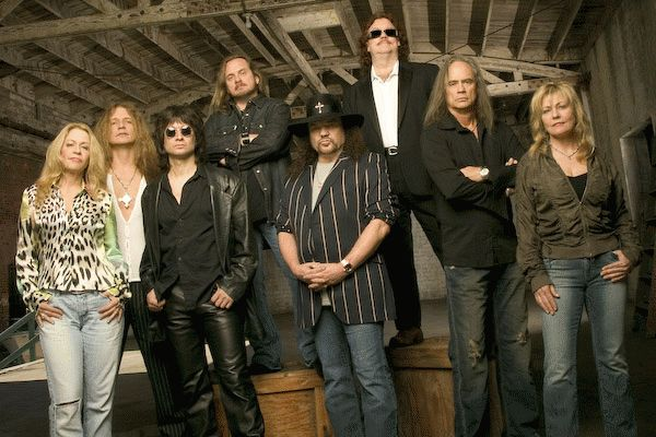 LYNYRD SKYNYRD AND ZZ TOP