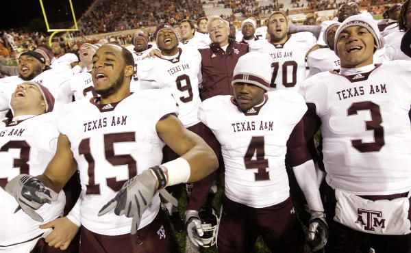 Texas A&M Officially Seeks New Home