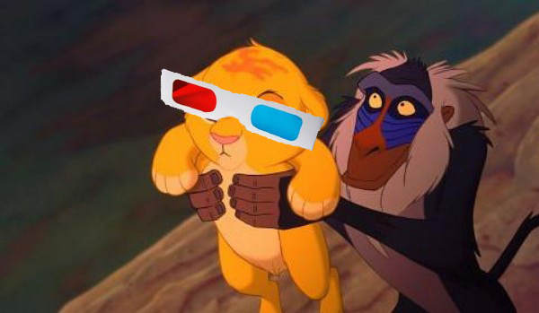 Now in 3-D, 'Lion King' Returns to Lead at Box Office
