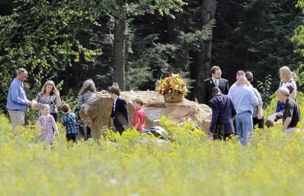 United 93 families dedicate Sept. 11 memorial