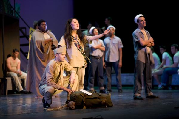 The University of Alabama's Department of Theatre & Dance presents Purgatorio
