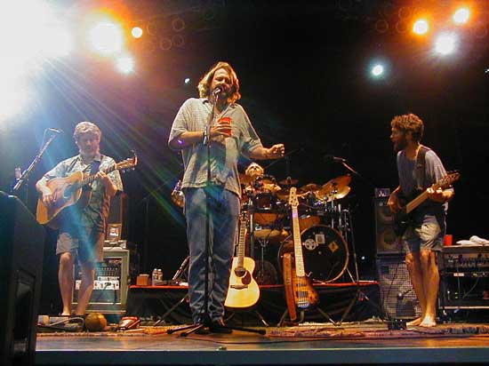 Widespread Panic With Special Guest(s) Yonder Mountain String Band