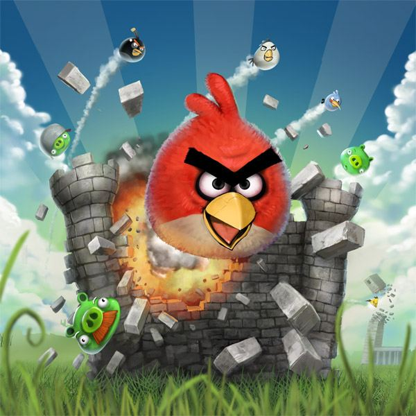 Angry Birds Aim for World Domination