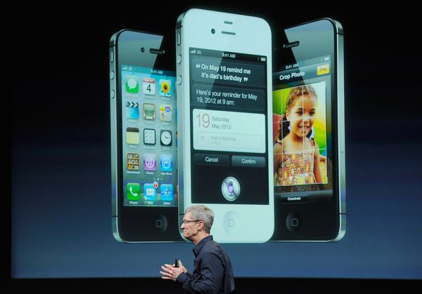 Apple iPhone 4S gets lukewarm analyst response