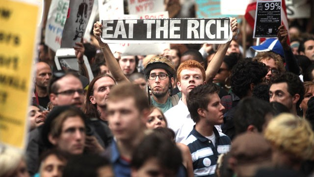 Unions Endorse Occupy Wall Street, Will Join Protests