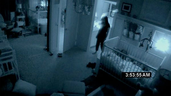 """""""Paranormal 3"""" breaks records at weekend box office"""
