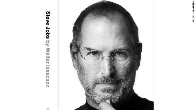 Steve Jobs biography to be published a month early