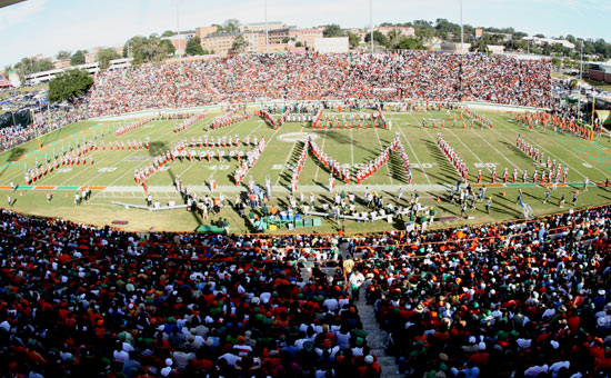 Florida A&M bands suspended after suspected hazing death