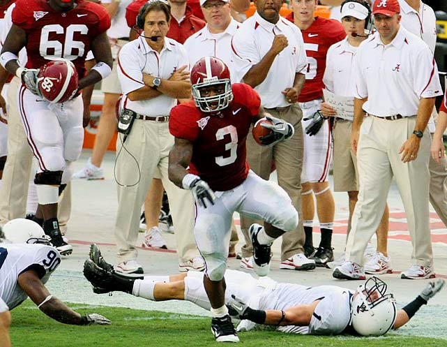 Trent Richardson Selected as Heisman Finalist