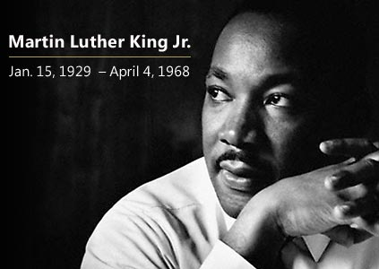 Martin Luther King Jr. is remembered across the nation