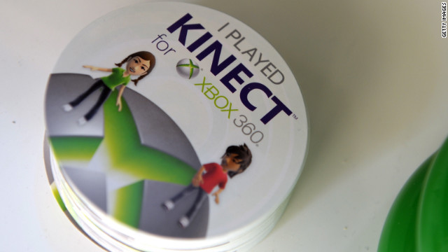 Kinect could make its way to laptops