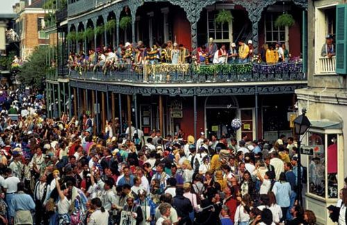 Mardi Gras helps fatten New Orleans businesses