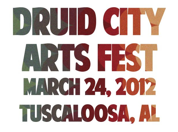 The 2012 Druid City Arts Festival (DCAF)