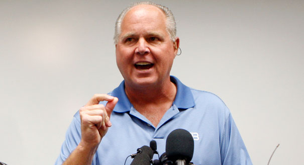 Rush Limbaugh apologizes to law student for insult
