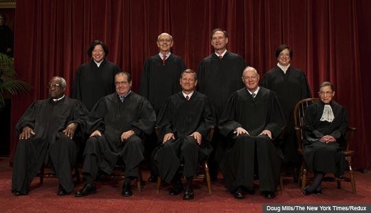 Supreme Court ponders Obama health care law