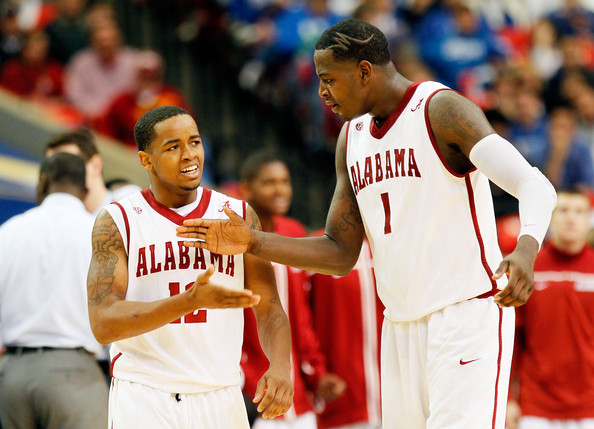 Green and Releford Named to All-SEC Team