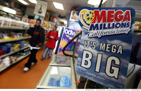 Record Mega Millions jackpot sets off ticket-buying frenzy