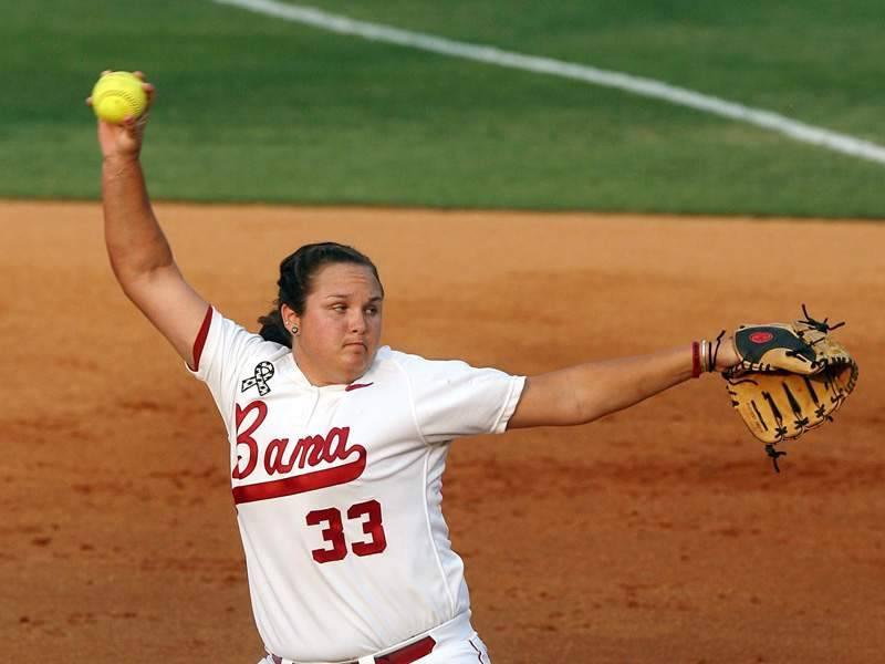 Jackie Traina Named SEC Pitcher of the Week