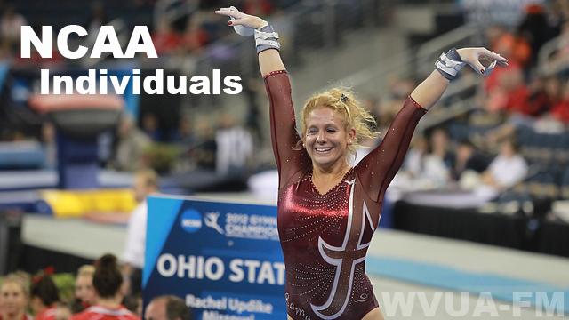 NCAA Gymnastics Individual Championships Sunday
