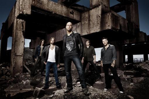Daughtry coming to Tuscaloosa Amphitheater June 16