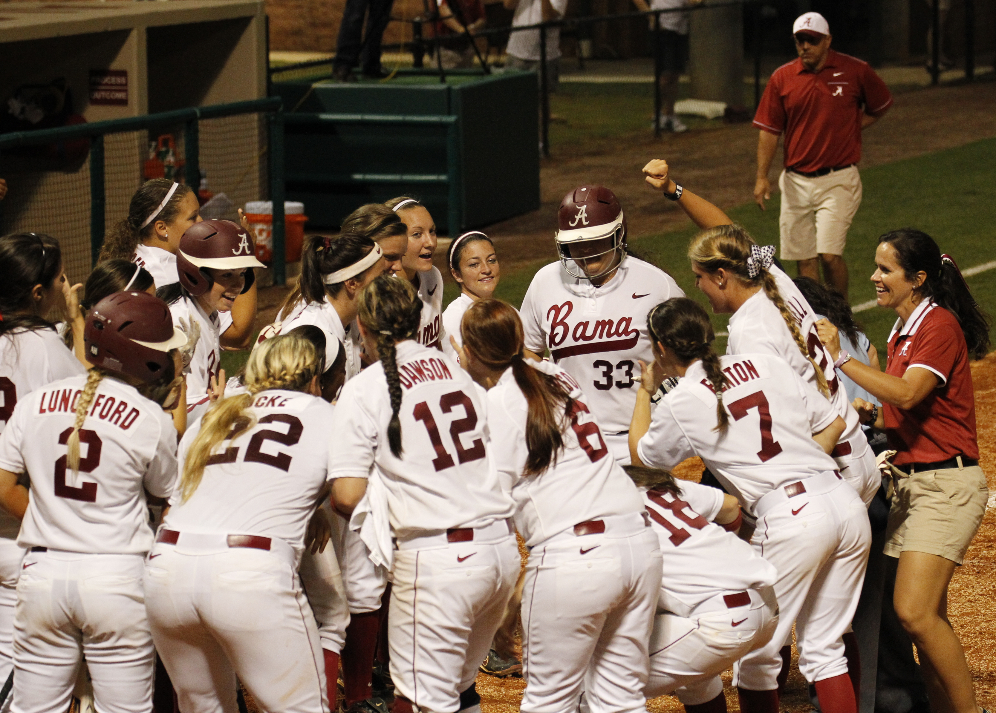Listen Live as Softball Plays Florida for SEC Title