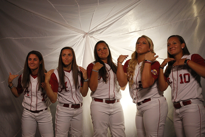 Listen to Alabama Softball at the Women's College World Series