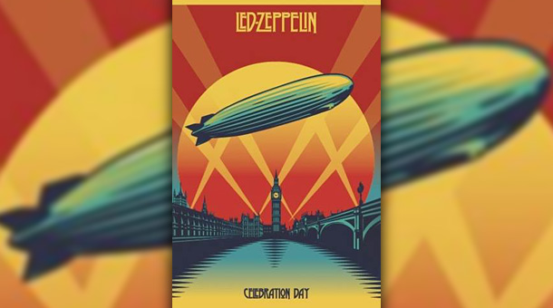 Led Zeppelin to release reunion concert film