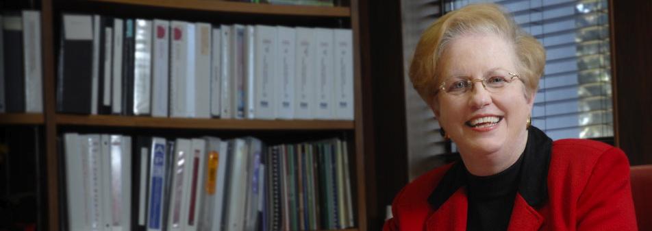 Trustees Name Judy Bonner New UA President
